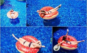 峇里島》Holiday Inn Resort Bali諾瓦假日度假飯店 c/p值爆表!有自己的海灘跟度假大泳池
