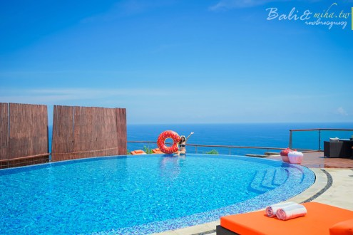 峇里島》The edge Bali villa斷崖海景午餐 住不起來吃一餐也很滿足