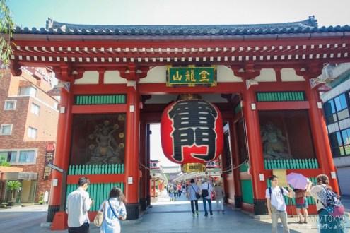 日本》東京淺草雷門&仲介世通半日遊 花月堂波蘿麵包和抹茶冰好好吃