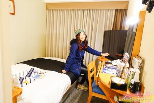 日本》京都飯店APA京都站堀川通 離車站五分鐘 便宜且有大眾澡堂