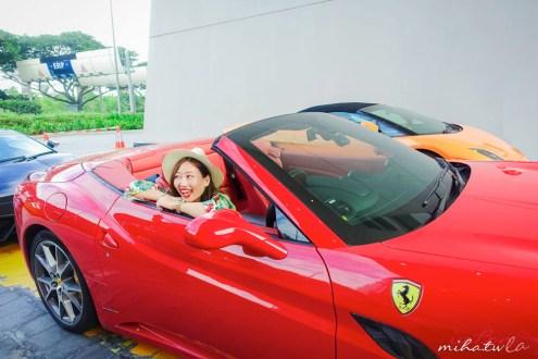 新加坡》駕駛法拉利&藍寶堅尼在F1賽道上不是夢 享受一下開跑車的快感吧