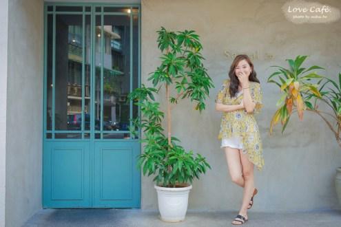 台北》Santal 29六張犁站不限時咖啡廳 有好吃份量又足的泰式料理