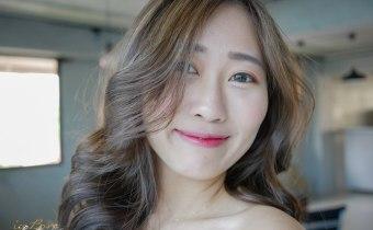 GENIC西華店Cherry 灰霧感歐美挑染髮色 夏天看起來就清爽好整理的質感髮