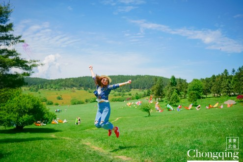 重慶》好像來到歐洲!武隆仙女山 露營野餐郊遊滑雪一年四季都好玩