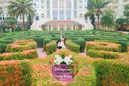 【香港迪士尼樂園酒店】 IRON MAN主題酒店房間佈置 還可以搭天星小輪看維港夜景