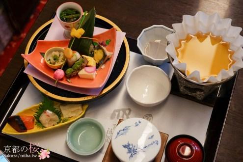 京都》超值京都懷石料理推薦 お屋敷高瀬川二条苑 日式庭院內精緻不貴又好吃