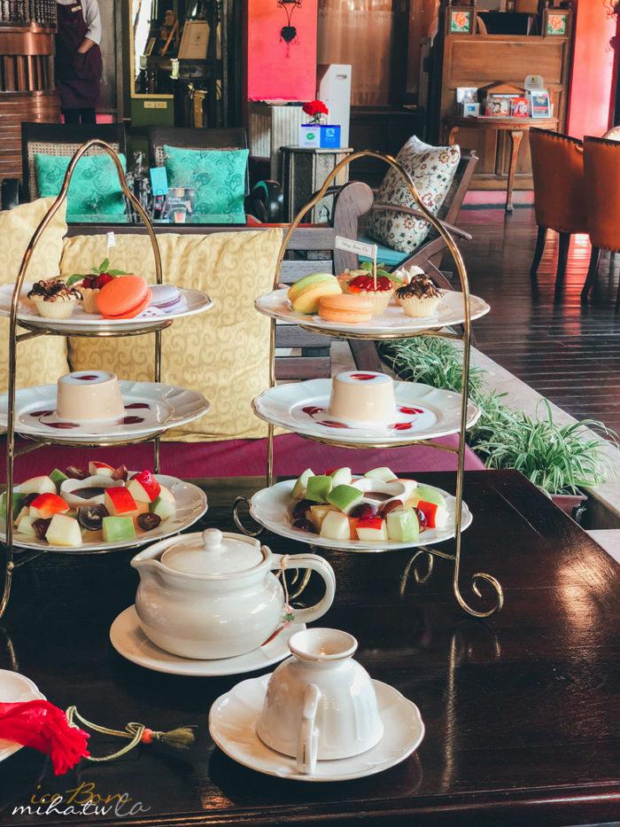 清邁自由行,清邁景點,清邁餐廳,清邁粉紅茶屋,清邁咖啡廳,清邁下午茶