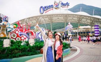 香港海洋公園攻略》遊樂設施門票交通總整理 香港人最愛的遊樂園
