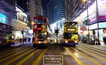 香港》搭叮叮車去逛街:銅鑼灣小探險,FOREVER21飾品爆炸好買