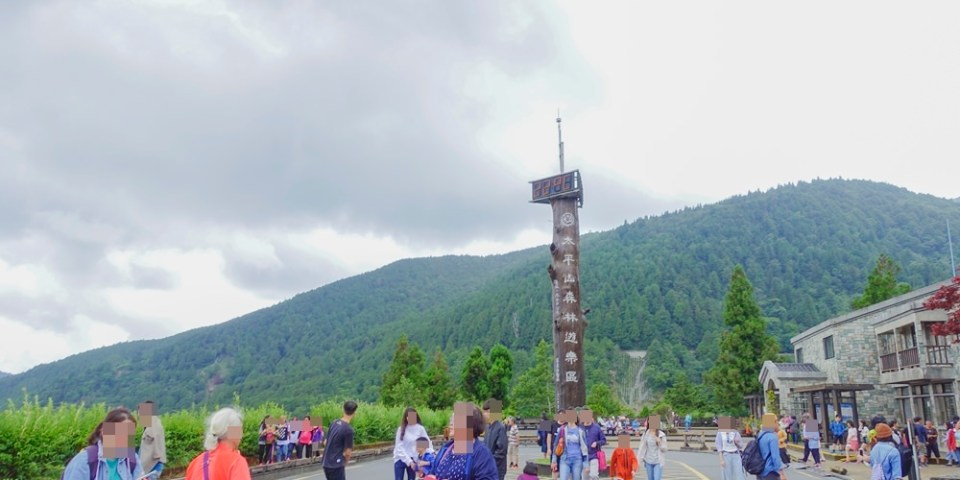 宜蘭x遊記│太平山森林遊樂區。走進檜木原始林,享受森林公園的芬多精