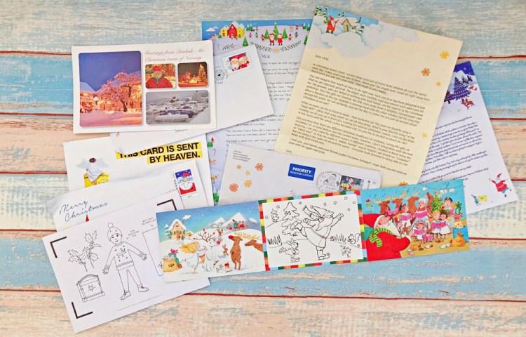 寫信給聖誕老公公吧!!文內完整收集各國聖誕老公公地址。TSUM TSUM聖誕降臨曆一起倒數吧