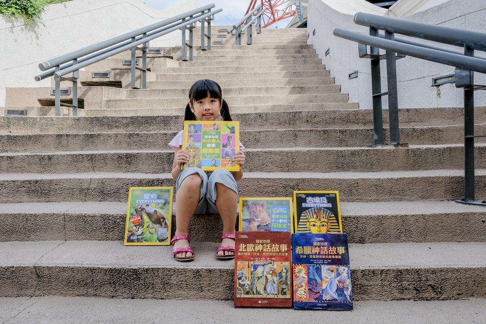 小學生課外讀物》 國家地理雜誌兒童系列書~從書中學習新知識。北歐神話故事、希臘神話故事、小小偉人故事探險家、小小動物探險家、寵物everything、古埃及everything