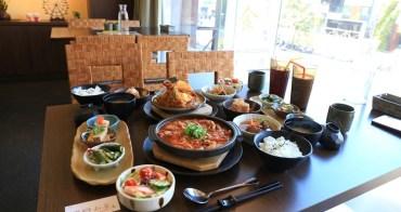 台中公益路美食》遇見和食(公益店):讓你吃到飽的概念,滿滿誠意的日式定食套餐,霸氣登場。