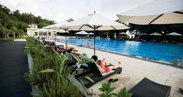 【墾丁住宿推薦】華泰瑞苑 Gloria Manor Hotel:大尖山當裝置藝術,絕佳風景曾經做為蔣公行館,來這享受陽光假期吧~