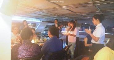 曼谷自由行 曼谷香格里拉晚餐船:邊吃邊欣賞昭彼耶河的夜景,國際級美食饗宴滴加。