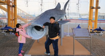 【大阪景點】大阪海遊館:便宜門票&交通分享,親子開心玩,當雨天備案也不賴
