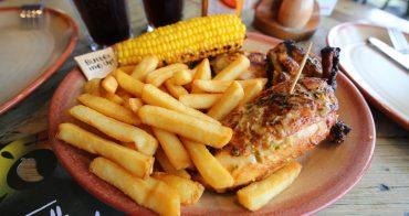 【倫敦必吃】Nando's烤雞:來自南非的平價美食,特製辣醬烤雞超美味