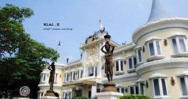 【台南IG熱門景點】台南移民署:絕美象牙城堡,台灣最夢幻的公家機關