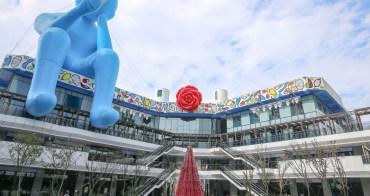 【台中景點】台中軟體園區Dali Art藝術廣場&東湖公園:巨大沈思者!超好拍裝置藝術