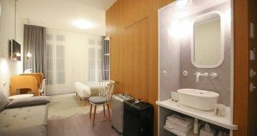 【巴黎第五區住宿】白兔子酒店 Hotel Lapin Blanc:交通方便高CP,聖母院10分鐘