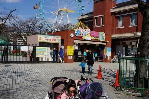 [東京親子景點]荒川遊園(あらかわ遊園),可愛充滿童趣的兒童樂園