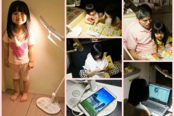 【育兒好物】BenQ WiT MindDuo 親子共讀護眼檯燈推薦,超廣照明、智慧調光,守護寶貝視力的好幫手