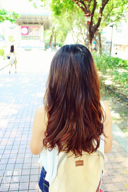 捷運中山站美髮   FIN 結構式護髮 讓雜亂的毛髮變乖乖秀髮