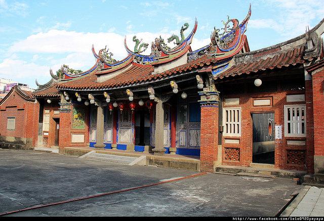 台中西屯景點   張廖家廟 充滿歷史 文化 藝術價值的一間私人祠堂