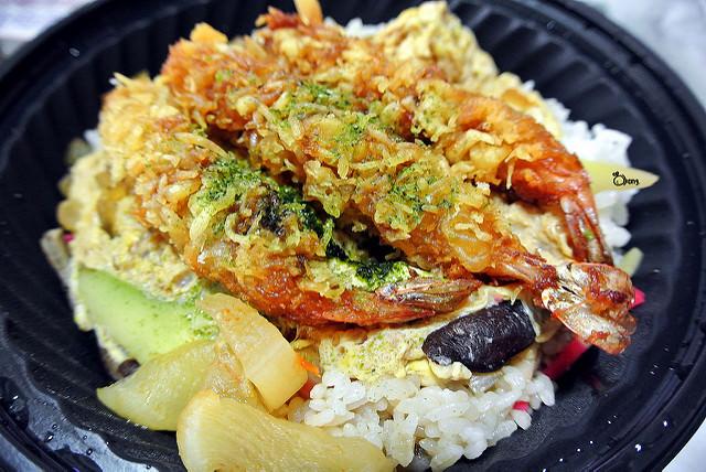 捷運大橋頭站美食 | 武吉家 超大份量日式便當 超滿足的午餐饗宴