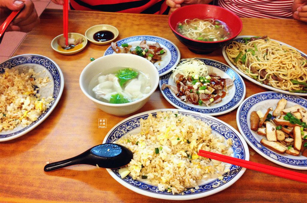 雲林斗六美食   築園麵食館 斗六車站周邊的美味小吃 - Wani,瓦妮又在吃