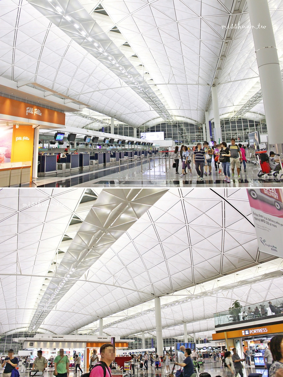 香港國際機場 Hong Kong International Airport