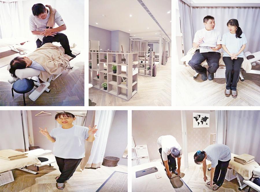 台北中山區按摩 KA.RA.DA factory 身體工場 雙連會館新開幕 超人氣A.P平衡60分鐘課程 首來限定優惠30%