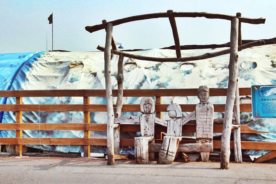高雄旗津景點 陽明高雄海洋探索館 免費參觀 親近海洋 喜歡海洋 保護海洋