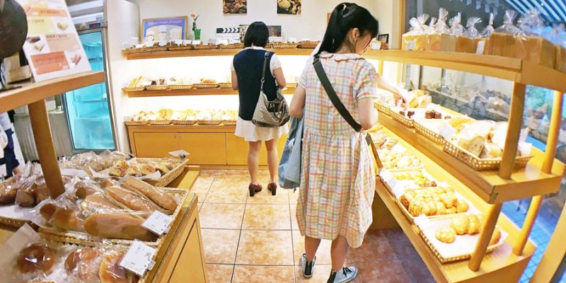 台中西區美食 堂本麵包店 世界第一麥方ㄆㄤˋ 電影拍攝場景 吳寶春 小巷裡的味蕾奇蹟