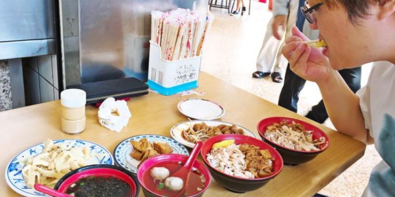 台中西區美食 莊家火雞肉飯 美村路美食 勤美術館 誠品綠園道