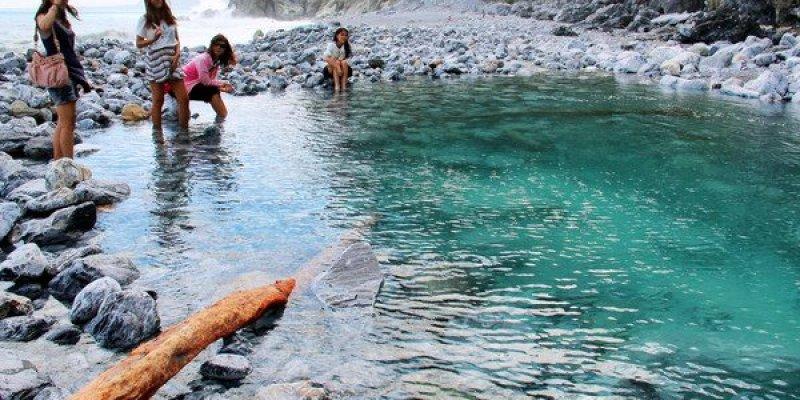 花蓮秀林景點 大清水休憩據點 超隱密私房景點 跟著在地人一窺清水斷崖的美麗面貌 戲水踏浪又攀岩 大自然中的神秘冒險