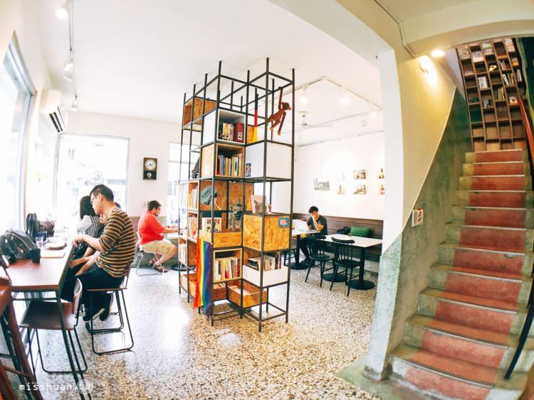 台中西區美食 Match Neverland 默契咖啡二店 下午茶 免費無線Wi-Fi網路 電源插座 精釀啤酒 冰淇淋瓦夫 米鬆餅 精誠十二街