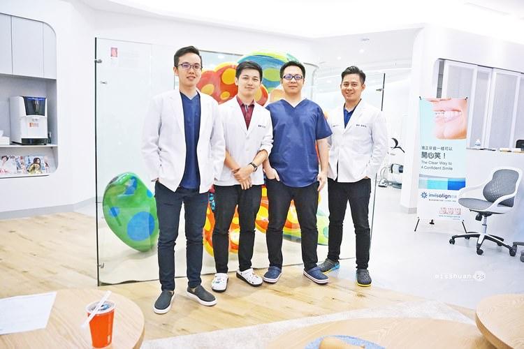 台中西屯牙醫 寬庭牙醫診所 一日美齒發表會 牙醫原來也可以像美術館 DSD微笑設計 隱形矯正 活髓保存術 顯微微創治療