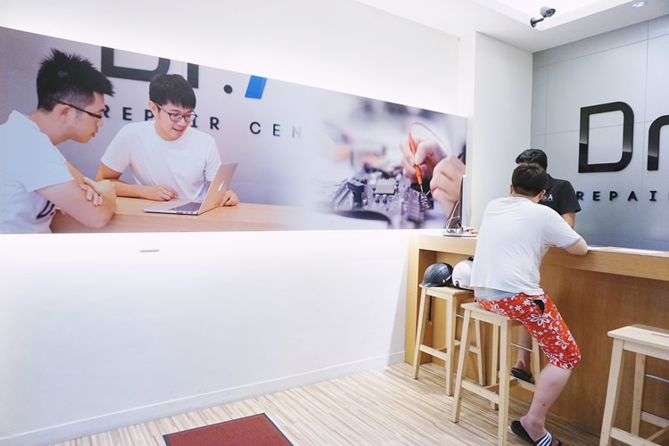 Dr.A 蘋果快速維修中心 台中公益店 iPhone iPad MacBook iMac IOS 蘋果產品維修站 現場維修 服務大心