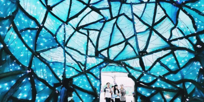 2018台灣燈會在嘉義 ♥ 燈會抵嘉 107.3.2~3.11 下午三點免費逛故宮南院 國立故宮博物院 免費停車 好輕鬆接駁車接送