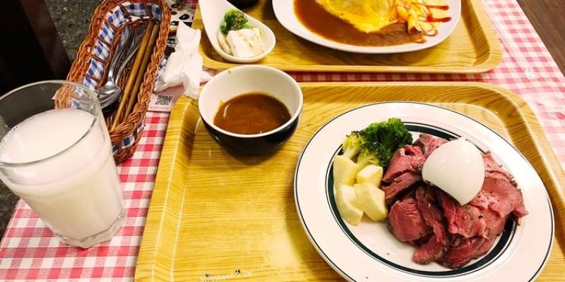 台中西區美食 MICORO KITCHEN 和風洋食 可樂餅 伊摩奇 向上市場日本料理 食尚玩家推薦 好溫馨的日式料理食堂 華美街美食