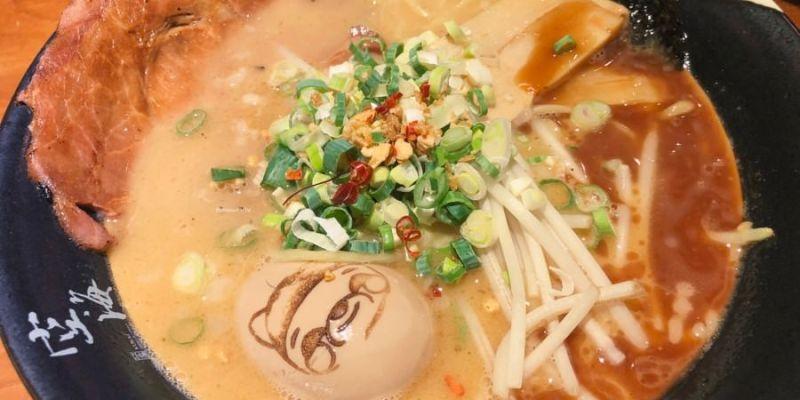 台中西屯美食 Kukai Ramen & Izakaya 空海拉麵 大隆店 十二種拉麵 二十種居酒屋菜餚 來自日本東京首屈一指的拉麵店 已有15年的歷史