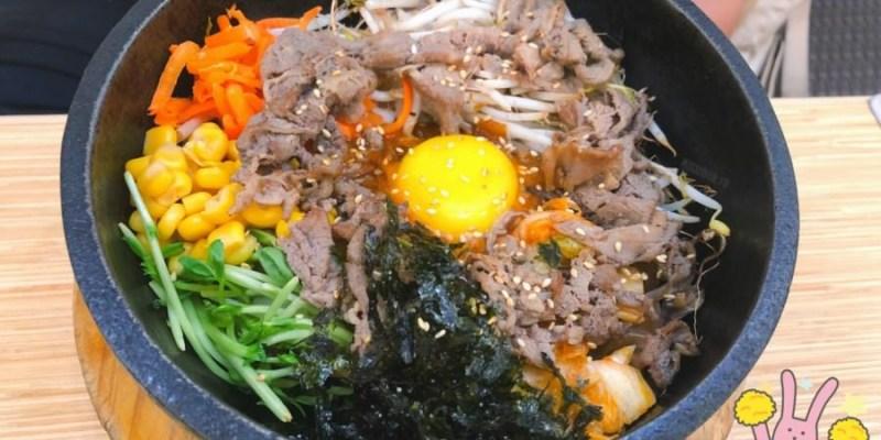 台中潭子美食 石全石美 石鍋專賣店 潭子店 韓式料理 石鍋拌飯 拌麵 拉麵 湯鍋 素食 2人平價套餐 韓國餐廳