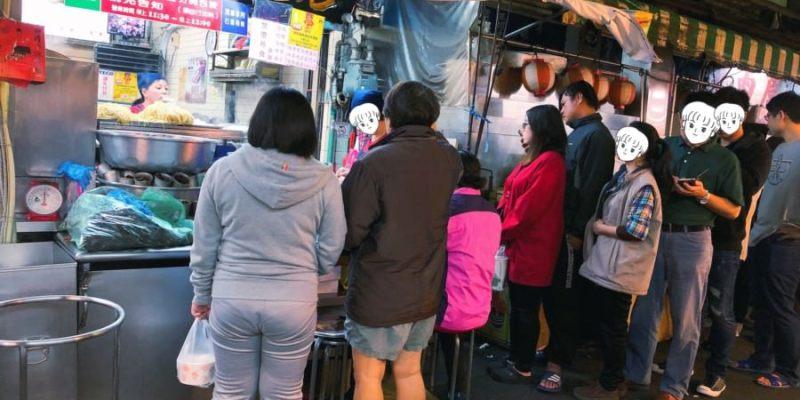 台中豐原美食 清水排骨麵 廟東夜市排隊必吃小吃 十大伴手禮首獎 平日假日都好多人