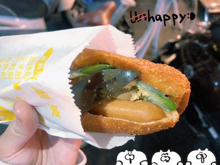 台中豐原美食 陳 沙拉船 廟東夜市必吃 現點現炸好酥脆好吃!口味超多 外送服務好貼心