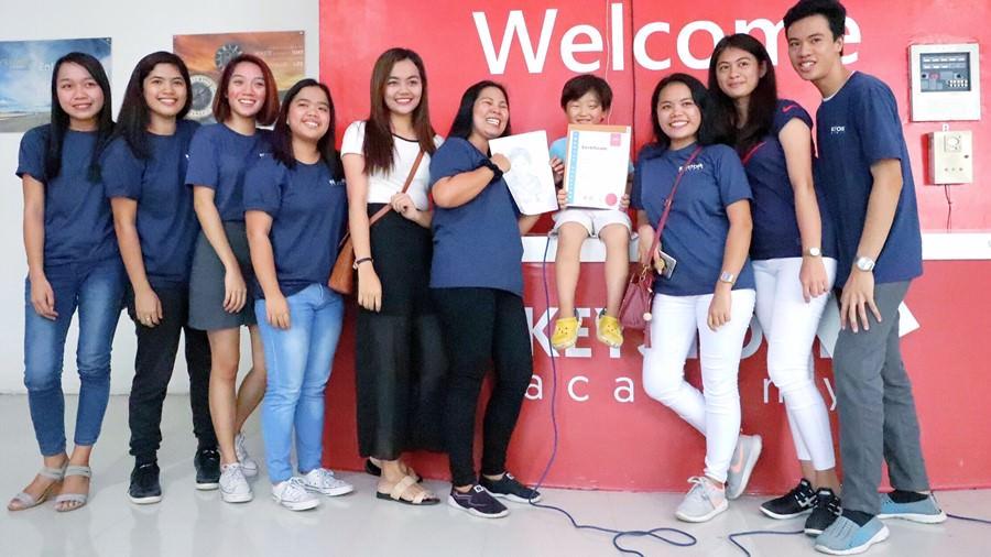 菲律賓學英文畢業啦!蘇比克灣語言學校推薦「KEYSTONE」收穫滿滿的一趟遊學之旅 克拉克機場注意事項