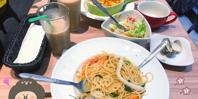 捷運民權西路站美食 克萊樂創義料理 Colaila 平價義大利麵 焗烤燉飯 炸物 近台北橋