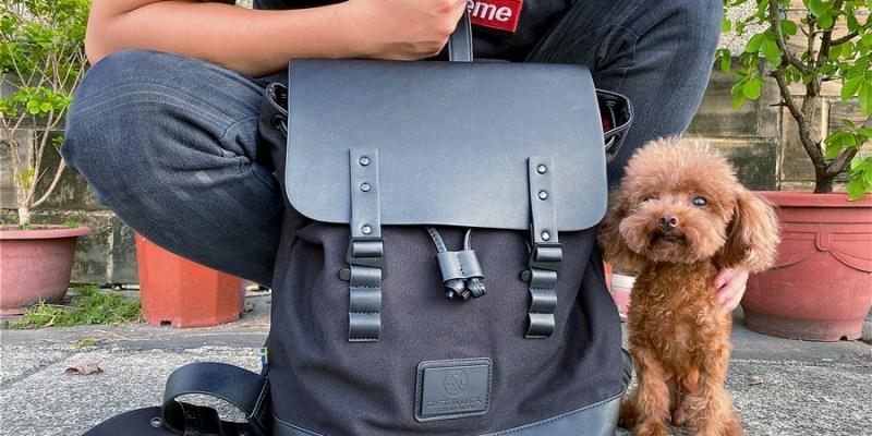 北歐設計雙肩包【GASTON LUGA】瑞典簡約時尚!斯德哥爾摩背包!中性設計超百搭!