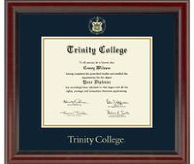 Trinity College Fidelitas Frame