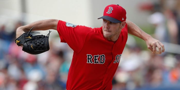 Resultado de imagen para Chris Sale, Abridor, Chicago White Sox y Boston Red Sox